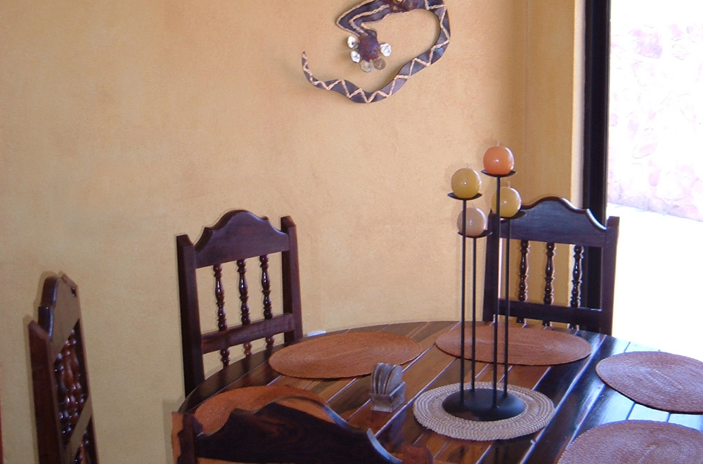 Casa Carmen - Dining