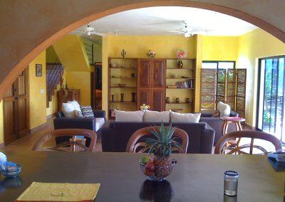 Casa Carmen Living Room