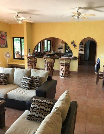 Casa Carmen - Living Room